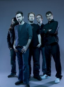 Finger Eleven - Photography from MySpace