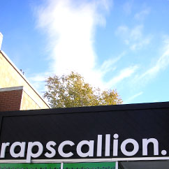 Rapscallion Storefront