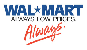 Walmart Logo. Image courtesy of Walmart.