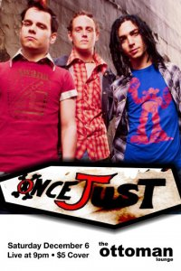 Once Just Poster