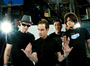 Gob Band Shot - Photography via their MySpace