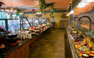 Jungle Cafe - Buffet