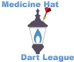 Medicine Hat Dart League Logo