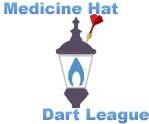Medicine Hat Dart League Logo