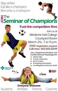 Seminar of Champions