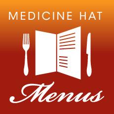 Medicine Hat Menus Logo