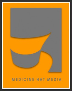 The newest old Medicine Hat Media logo