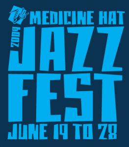 Medicine Hat JazzFest 2009 Logo