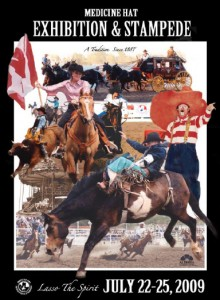 2009 Medicine Hat Stampede & Exhibition
