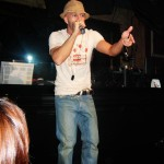 Karl Wolf - The only picture of him with a shirt on (haha) via MySpace