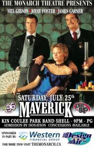 Maverick Rides Again