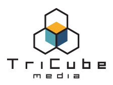 TriCube Media Logo