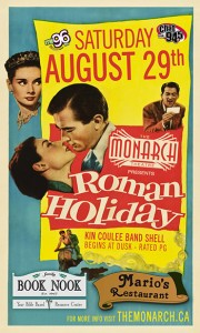 Roman Holiday Presented by The Monarch Theatre