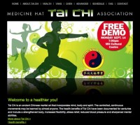 Medicine Hat Tai Chi Association