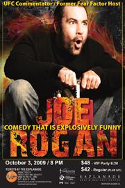 Joe Rogan Poster