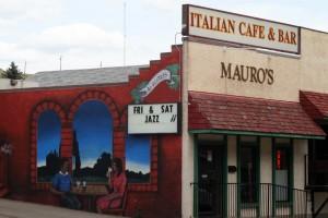 Mauro's Storefront
