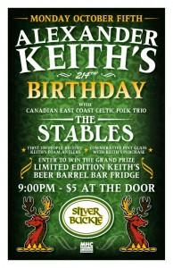 Keith's 214th Birthday
