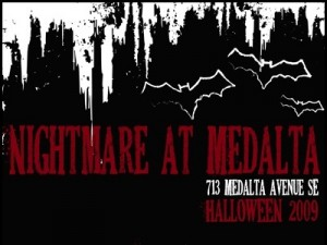 Nightmare at Medalta Poster