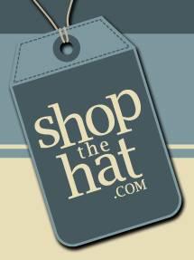 Shop the Hat Logo