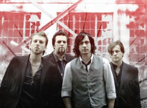 Three Days Grace - Image from Ticketmaster.ca