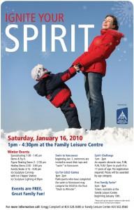 Ignite Your Spirit Poster #2