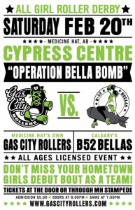 Operation: Bella Bomb Poster