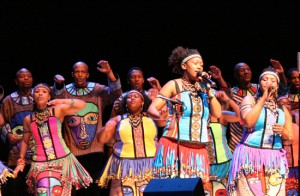 Soweto Gospel Choir Live Performance - Photography from PBS.org