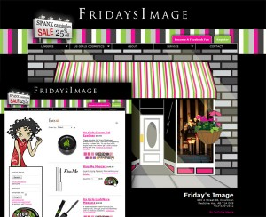 Friday's Image Website Montage