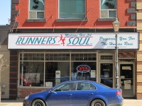 Runner's Soul in Downtown Medicine Hat