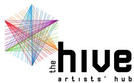 The Hive Artist's Hub Logo