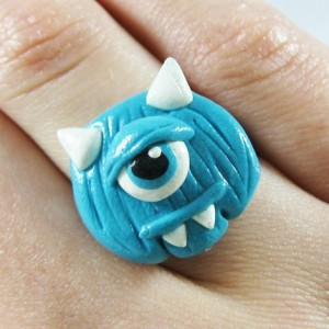 Cyclops Ring from Rapscallion Design