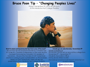 Bruce Spoon Tip Poster