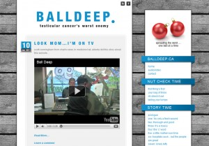 balldeep.ca Website