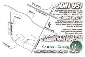 Chartwell Gardens Community Map
