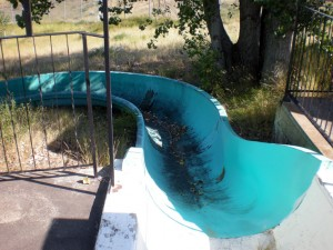 Medicine Hat Riverside Water Slides