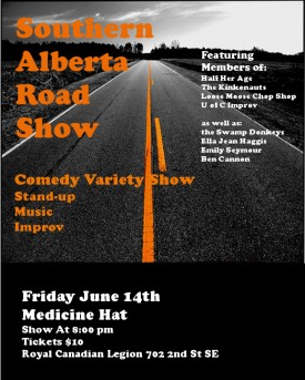Southern Alberta Road Show